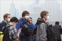 Yellow alert out as air quality worsens in Shanghai