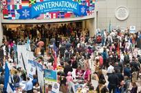 2,500 Visitors Participate in the 4th Annual Winternational Embassy Showcase