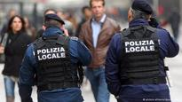 Italy arrests terrorism suspects accused of planning attacks on Holy Year pilgrimage