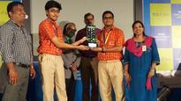 Sai International School Wins Bhubaneswar edition of TCS IT Wiz 2016