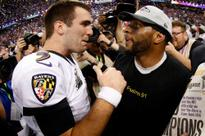 Joe Flacco didn't bother watching Ray Lewis's attempt at apology