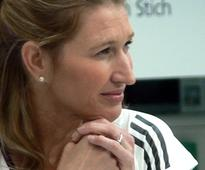 Graf says her '88 'Golden Slam' can be