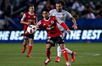 Xolos, Galaxy draw in Los Angeles