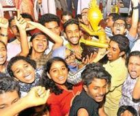 Kozhikode lifts cup at State School Arts Festival