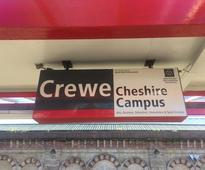 MMU to close 'unsustainable' Crewe campus