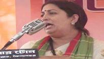 Tripura assembly election: Smriti Irani corners Tripura Chief Minister Manik Sarkar