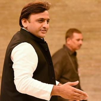 Akhilesh expels SP women's wing chief for 'anti-party' activities