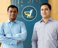 Singapore publication names Flipkart founders as 'Asians of the Year'