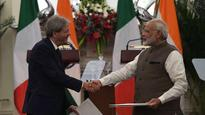 PM Modi, Italian PM sign six pacts, address terrorism and cyber crime