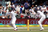 UPDATE 2-Cricket-Philander, Rabada rip through Sri Lanka