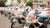 Bike ambulances to speed up emergency care response in the Delhi