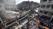 Senior IVRCL officer arrested in Kolkata flyover collapse case