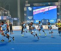 Hockey World League Final: India edges past Belgium 3-2 to enter semis