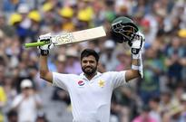 Live: Azhar ton keeps Aussies at bay in Melbourne Test