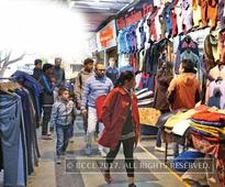 Arjun Market: Brand-conscious Gurgaon's sasta shopping haven