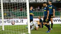Angry Handanovic critical of Inter