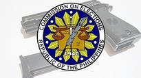 Comelec Gun Ban Violators Now At 3,684