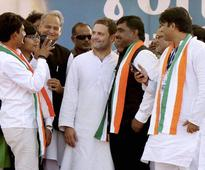Gujarat polls 2017: Happiness Index, cow protection in Congress manifesto
