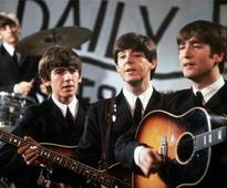 The Beatles come to online music services