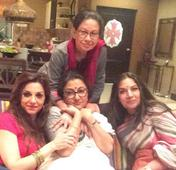 Check out: Shabana Azmi, Lillette Dubey, Aparna Sen bond on the sets of Sonata
