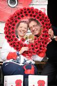 Gold medal Paralympian throws support behind the Scottish Poppy Appeal