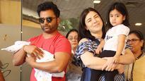 In Pics: It's a boy for 'Naqaab' actress Urvashi Sharma and Sachiin Joshi!