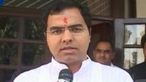 Watch: BJP MP Parvesh Verma meets people in queue outside State bank of India