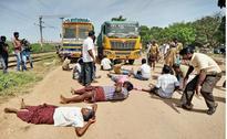 High drama near Koodal Nagar railway station