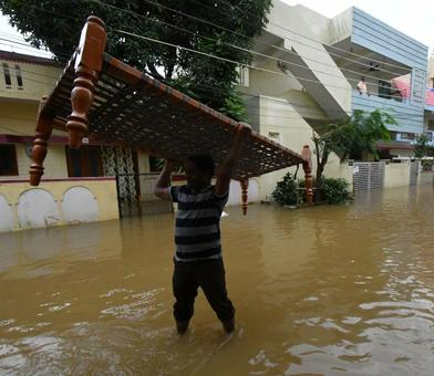 Andhra Pradesh reels from heavy rains, 7 killed in deluge