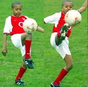 Arsenal Star Alex Iwobi Turns 20 Today, Shares Adorable Throwback photos (pictures)