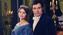 Victoria screenwriter Daisy Goodwin says the monarch was 'saucy', not stuffy