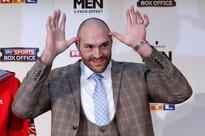 Tyson Fury Has Channeled Some Inner Mayweather