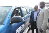 VI-Lagos Clean-Up: Ambode Donates Vehicles to Residents