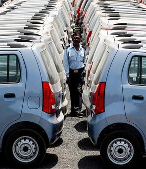 Now 2 million WagonRs on Indian roads