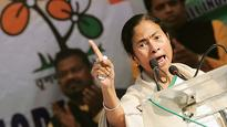 Mamata Bannerjee's stand on the GST shows she is a stand-alone fighter