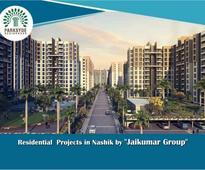 Residential  projects in Nashik by jaikumar group