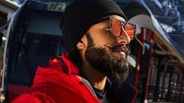 Check Pics: Ranveer Singh is having a BLAST with his squad in Switzerland!