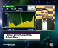 Titan can move to Rs 285, feels Yogesh Mehta