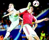 Belgium cruise into quarters  Hungary bow out
