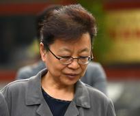 China jails former senior Beijing official for graft