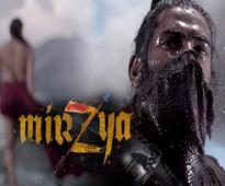 Second trailer of Mirzya to be launched in the Capital!