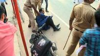 Assault on former diplomat: Prime accused held, sacked by SFI