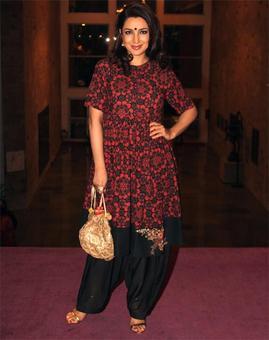 PIX: Tisca Chopra, Zeenat Aman at an awards show