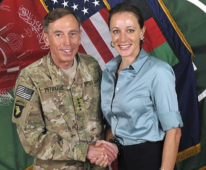 Step up cyberdefences, warns David Petraeus