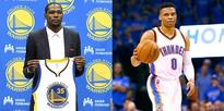 Kevin Durant Speaks on His Friendship With Russell Westbrook