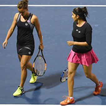 Indian Wells: Sania-Strycova in quarters; Leander exits