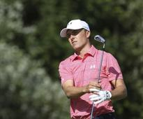 British Open 2017: Jordan Spieth continues charge, Branden Grace shoots a 62 to set new major record