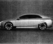 A Silicon Valley startup is trying to rival Tesla with an electric sedan — here's a first look at its car (TSLA)