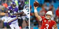 Palmer, Peterson named FedEx Players of the Year