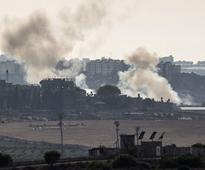 Israel bombs four sites in Gaza Strip in response to rocket fire
